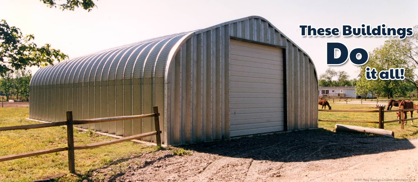 Steel Dome Homes: Serving Canada's Metal Building Needs